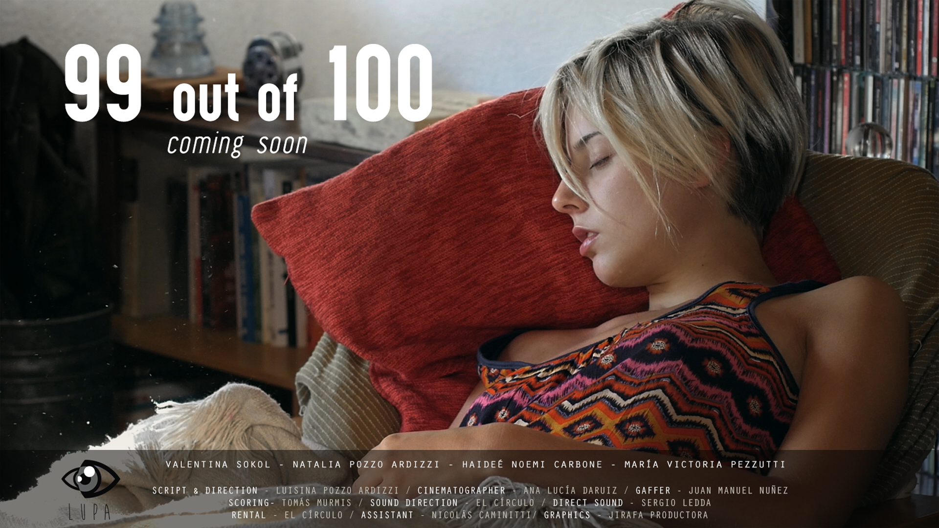 99 out of 100 – ShortFilm – [2016]