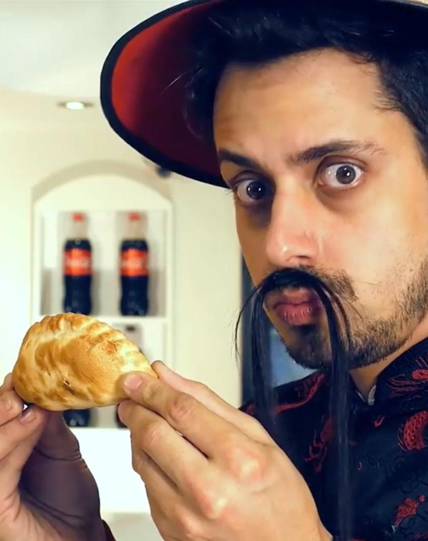 Planeta empanada – Advertisement Campaign [2014]